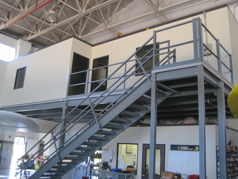 Mezzanine & In-Plant Office