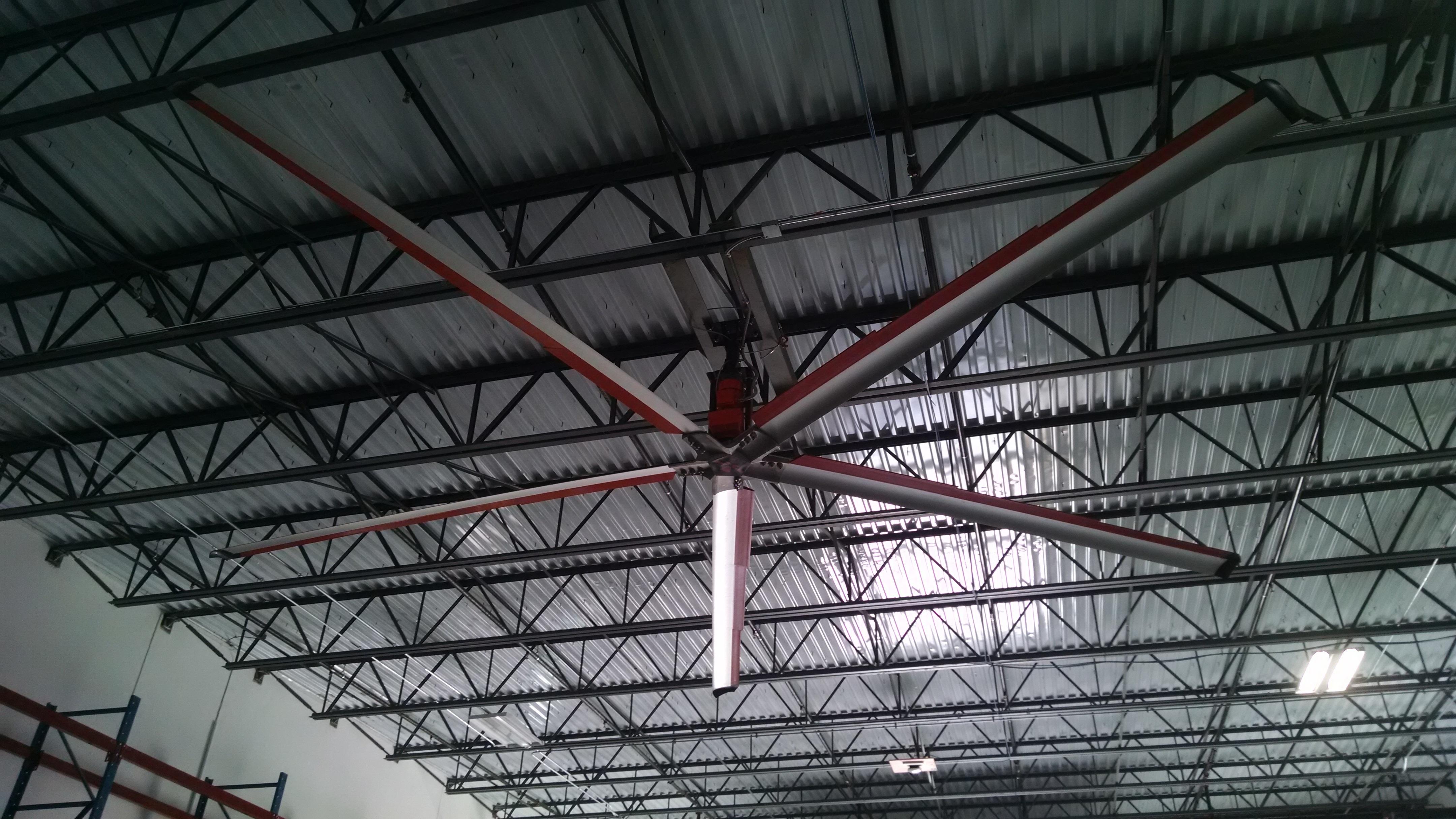 Industrial Warehouse Fan