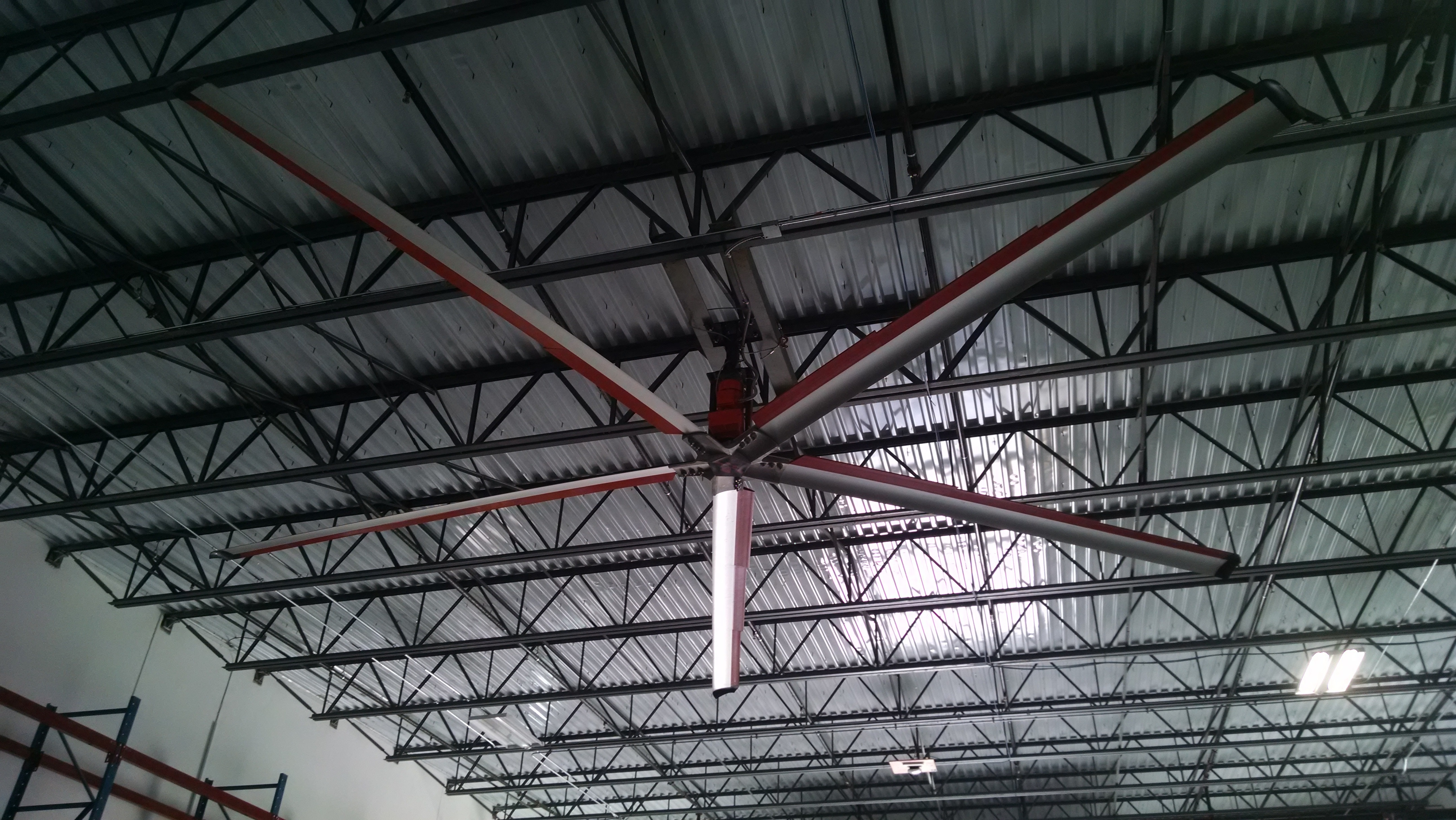 Industrial Warehouse Fan