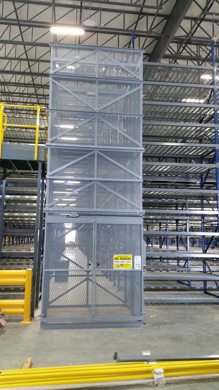 VRC Material Lift