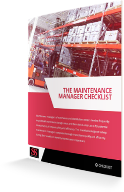 SSE_002_COV - Maintenacne Manager Checklist